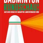 Badminton Rundschau 12/2017